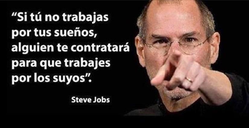 Secretos del éxito según Steve Jobs