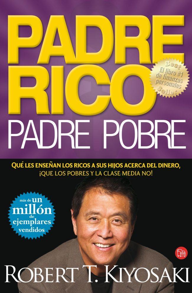 libro padre rico padre pobre de Robert T. Kiyosaki