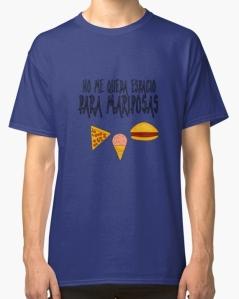 camiseta clasica hombre
